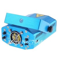 Free Shipping, 150mW Mini Red-Green Moving Party Laser Stage Light, Wholesale/Retail, Dropshipping