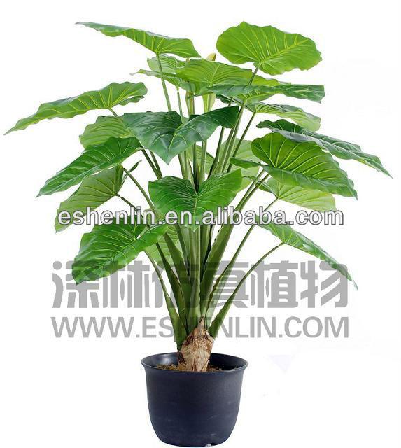 Big Leaf Man Made Tropical Plants Sale Indoor Outdoor