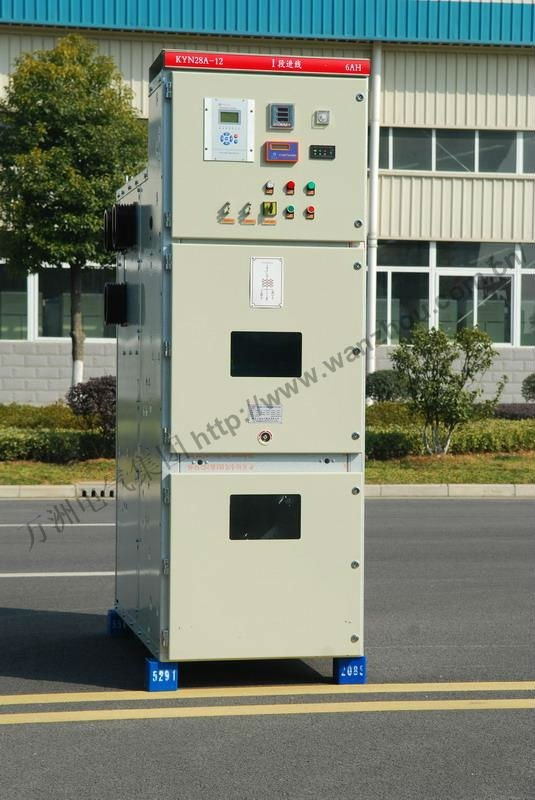 high voltage withdrawable indoor KYN28 switchgear