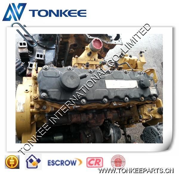CATE C7 complete engine assy for CAT 324D 325D 328D 329D AP755 excavator.jpg