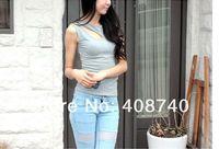 зазоры женщин сексуальная выдалбливают топы regata девушка рукавов спортивная футболка жилет леди фитнес Топ камзол coletes