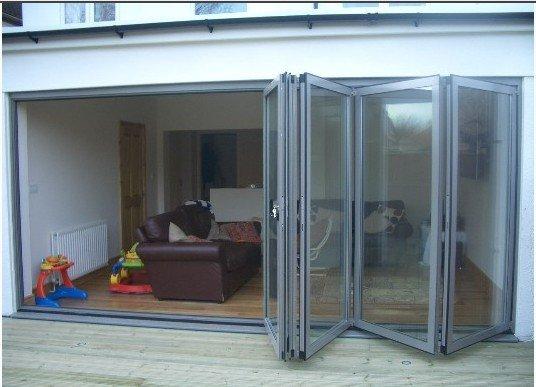 Making Accordion Glass Doors : ... Door - Buy Accordion Screen Door,Aluminium Folding Door,Folding Door