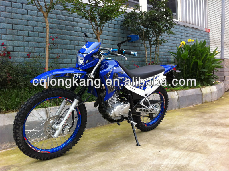 Chinese new 200cc dirt bikes wholesale