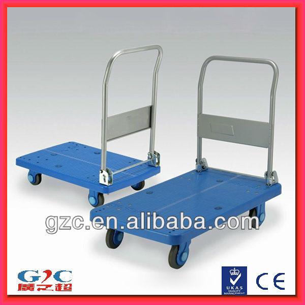 Heavy Duty Trolley Wheels Heavy Duty Foldable Four Wheel