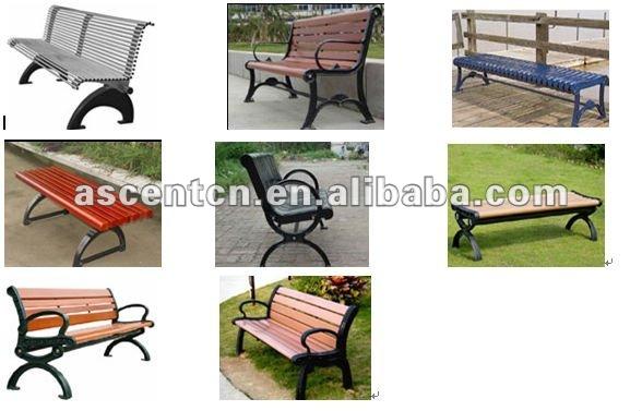 mobiliario urbano jardim:Iron Deposits in Legs