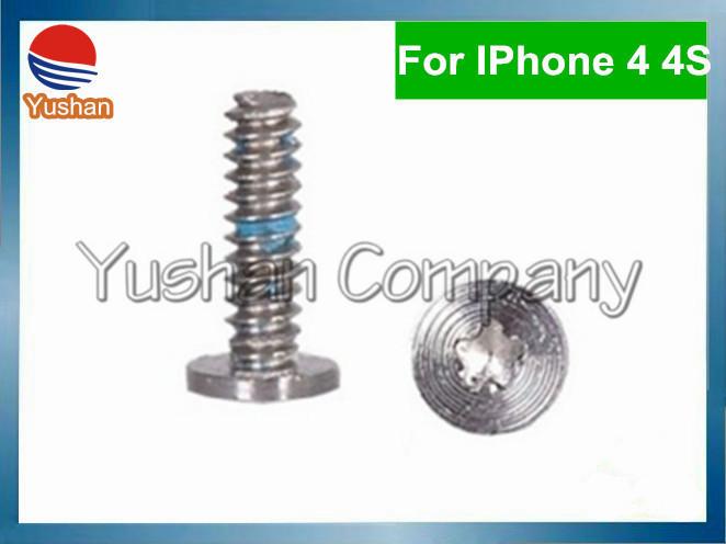 Запчасти для мобильных телефонов For iPHONE 4 4S 200pcs 100% 5/iphone 4s