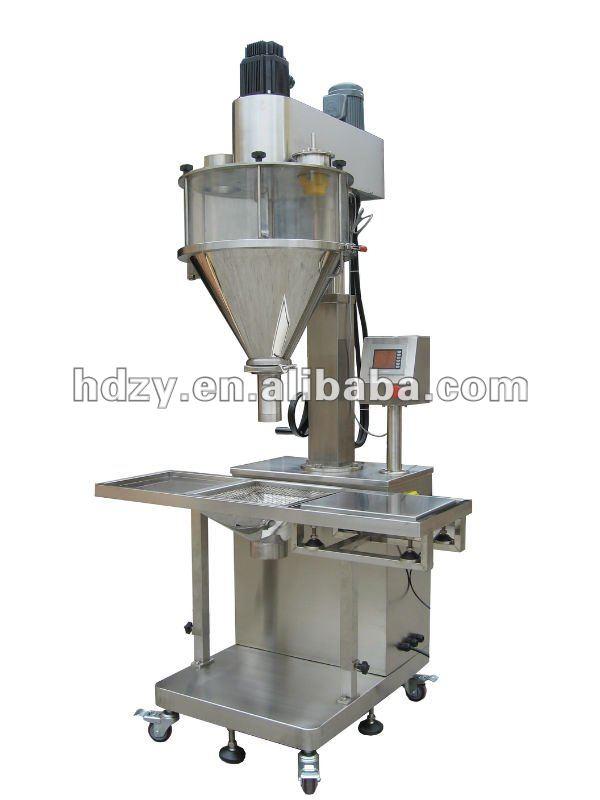 milk bottle filler machine