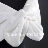 Свадебная накидка New GK Faux Fur Wedding Bridal Wrap Shawl Stole Tippet Jacket CL2614