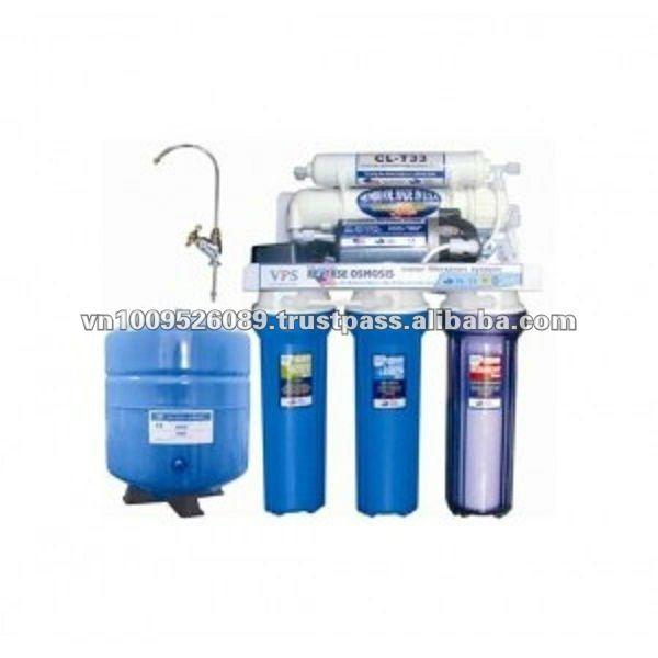 Vietnam Standard RO filter with steel tank (RO50S)
