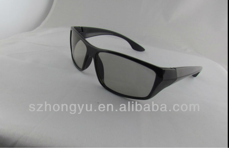 Good quality RealD cinema use 3D circular polarized glasses