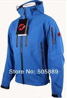 Мужская ветровка Winter brand softshell jacket, men's outdoor clothing