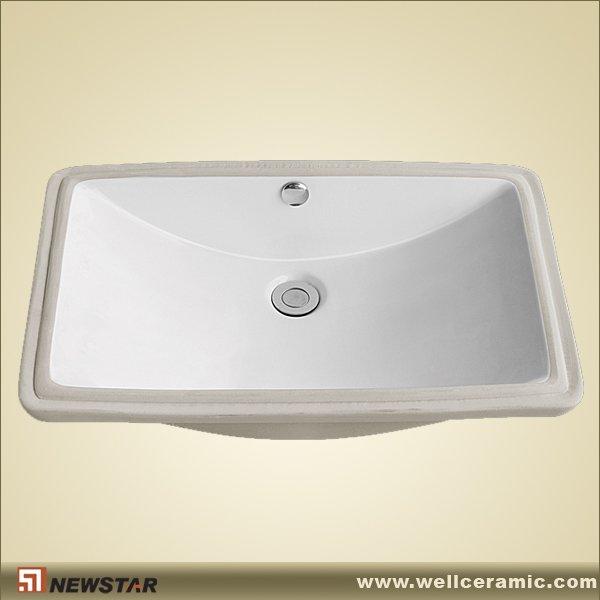 Rectangular Undermount Bathroom Sink Buy Undermount
