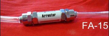 Hydrogen spark arrestor/ Oxyhydrogen spark arrestor/ spark arrestor for torch/ gas spark arrestor
