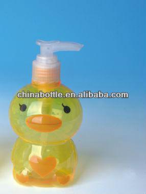 500 ml PET garrafa animal para sabonete