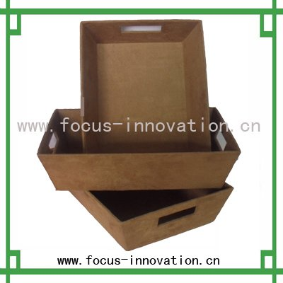 [NEW]Storage Boxes & leather storage box & home storage box(F2646)