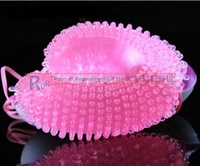 Интимная игрушка sex toys, for vaginal and clitoris, massage, little sea cucumber, Silicon, MOQ=1, best price, via CPAM