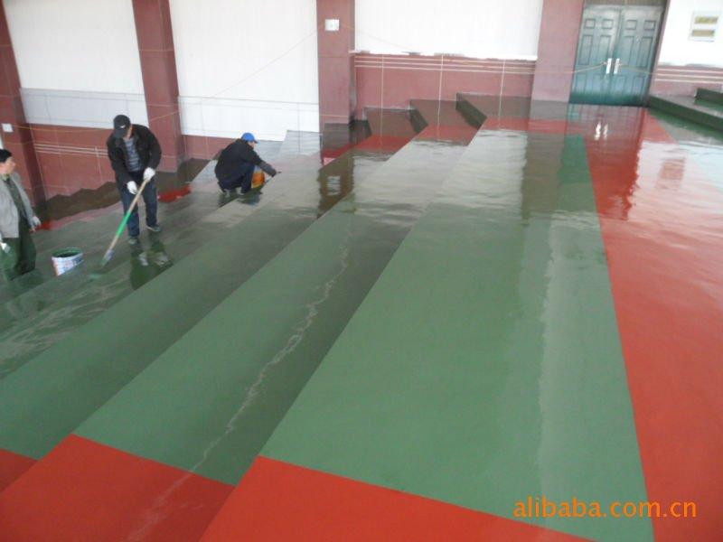 self leveling floor