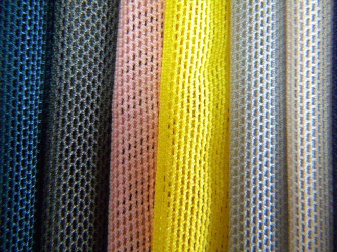 Spandex Yarns Nylon Mesh 30
