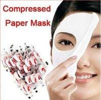 кожа лица уход diy лица бумаги сжимать маска маска