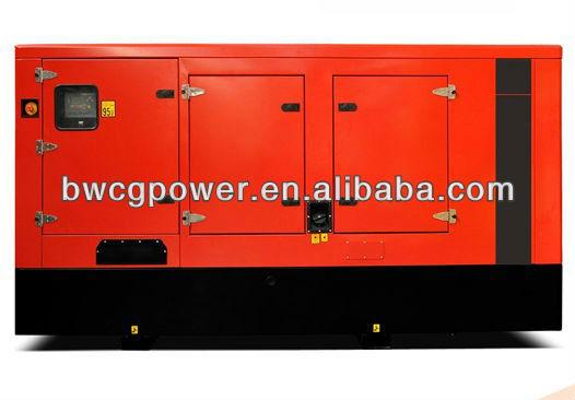 Powered by Yanmar Engine 10kw Super Silent Genset Generator