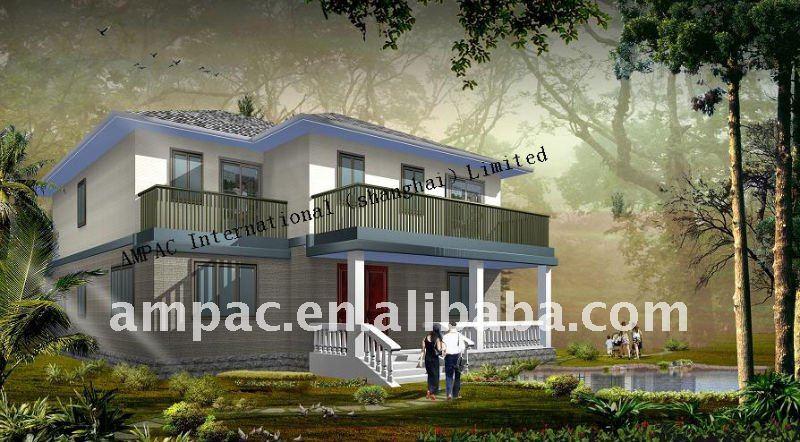light gauge steel villa (ausralian standard)