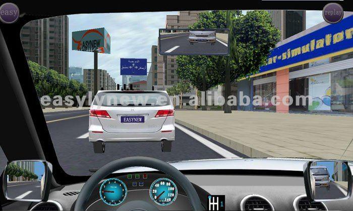 auto simulator online