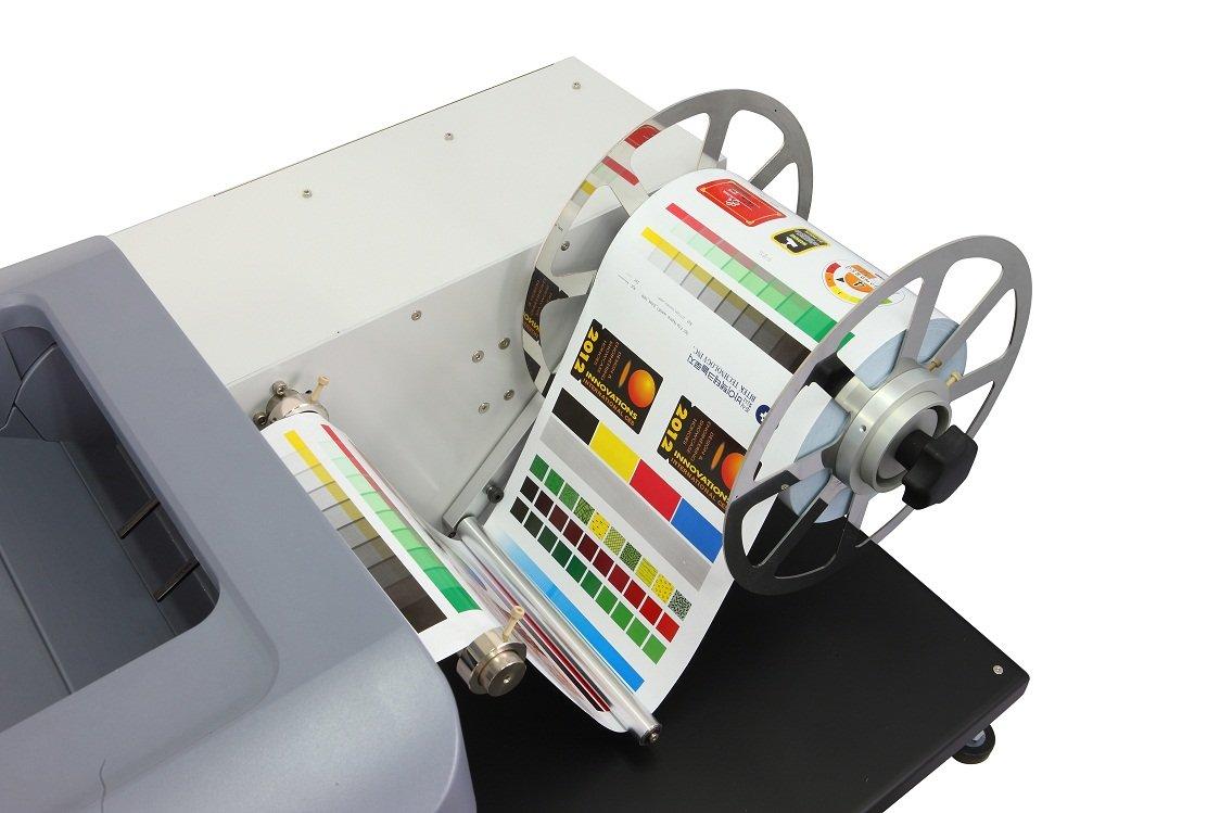 Color printer label - Color