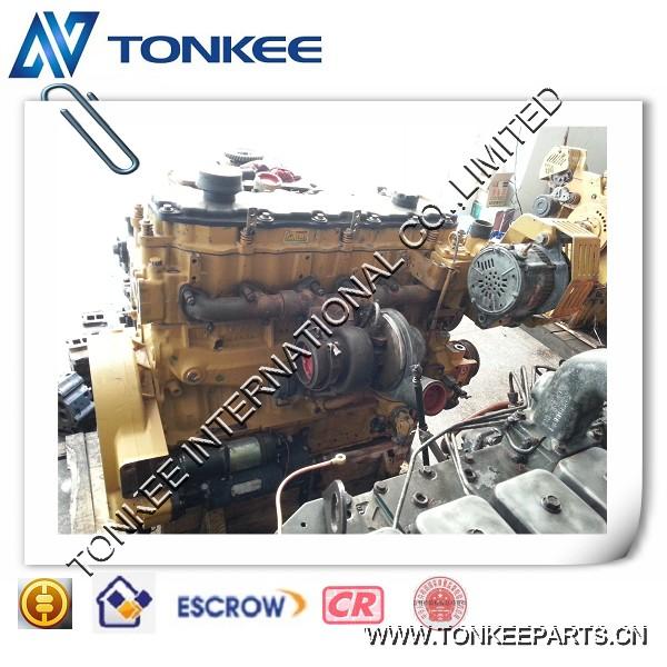 CATE C7 complete engine assy for CAT 324D 325D 328D 329D AP755 excavator (3).jpg