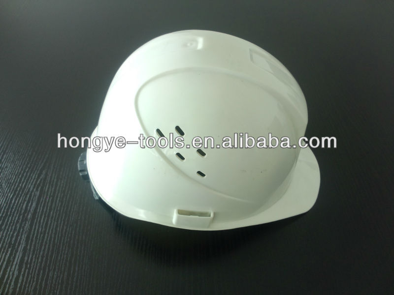Fashion and cheapest ABS industrial safety work helmet hard hat