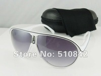 Женские солнцезащитные очки 1 pcs New style Fashionable White Sunglasses Mens Sunglasses Womens Sun glasses A292