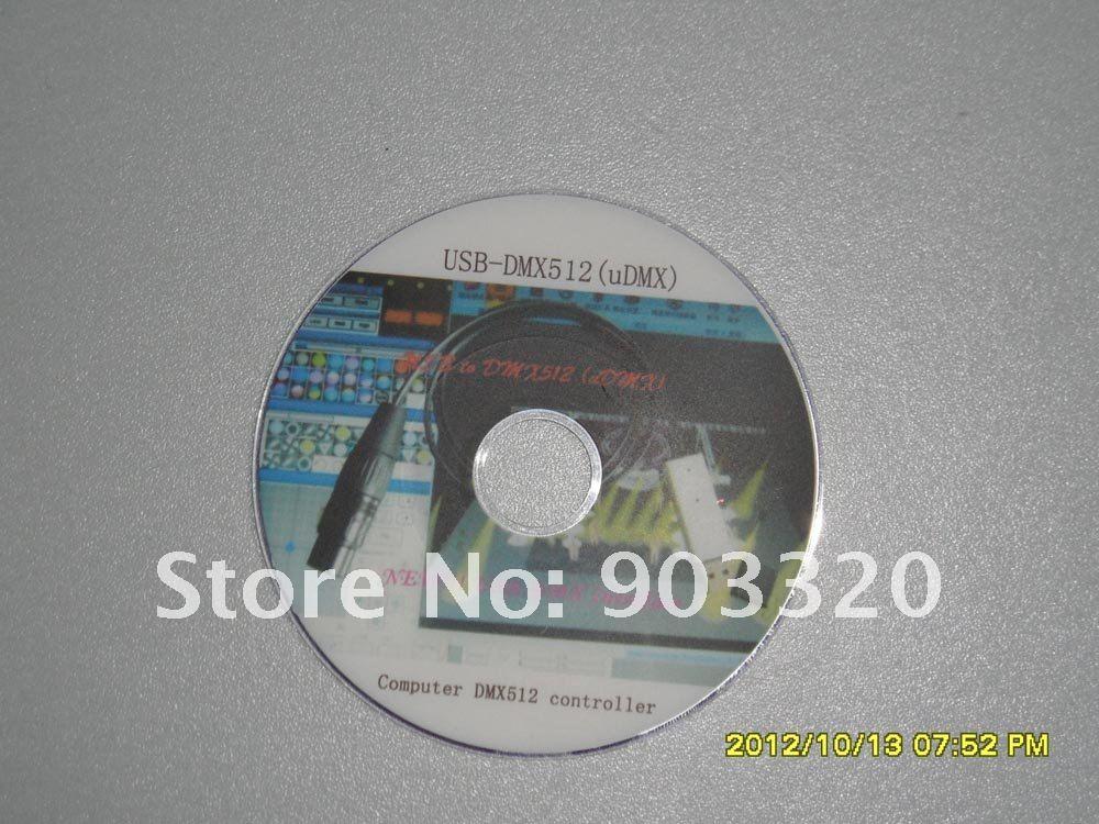 Купить Usb DMX кабель - USB для DMX512 интерфейс контроллер с изоляцией 1IN 8OUT DMX усилитель