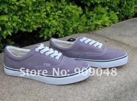 унисекс холст обувь дышащей классическая обувь серый цвет моды обувь кроссовки