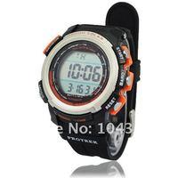 1 шт роскошь Спорт Мужские наручные часы 50m водонепроницаемые кварцевые электронные цифровой дисплей оригинальные коробки prg1103