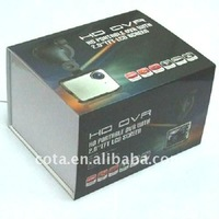 Автомобильный видеорегистратор 2012 Hot Sale Waterproof Smart Metal Car Camera with Wide View Angle & Screen ADK-C188B