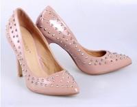 Туфли на высоком каблуке  CQ023