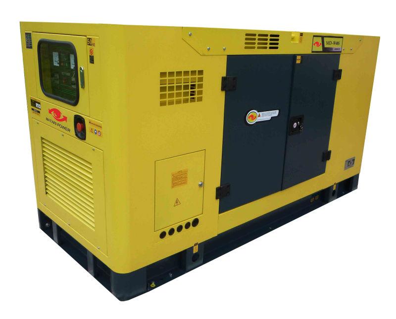 ATS compact magnetic diesel generators