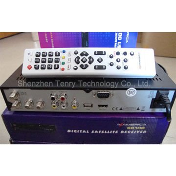 AZAMERICA S810B Digital Satellite Receiver