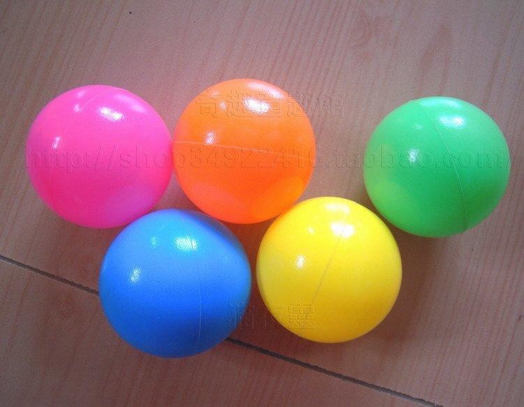 Plastic Toy Balls :