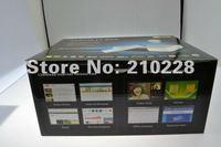 Amlogic 8726-M Cortex A9 Android 2.3 OS WiFi HD 1080P HDMI Google TV Box GV-5 AML8726