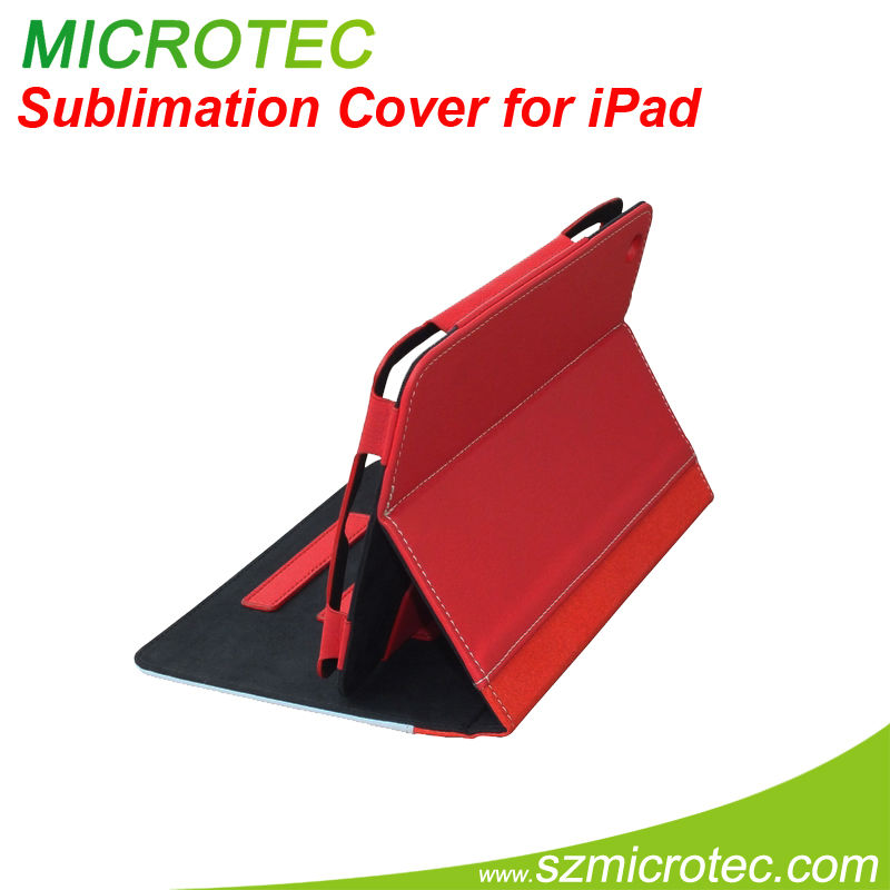 Microtec book leather case for ipad mini