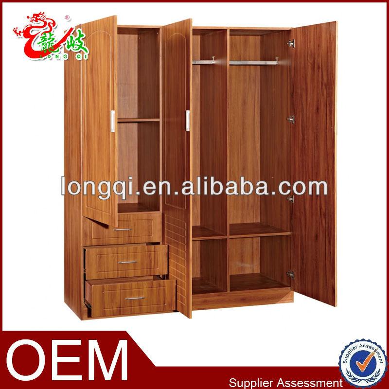Wooden Furniture Clothes Cabinet Design For Bedroom Buy Wooden