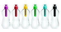 12шт 6 цвет открытый кемпинг многофункционального воды без бутылки логотип бутылку воды гидратации отфильтрованной питьевой, бутылка воды