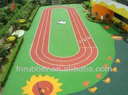 Sport outdoor rubber floor pavers