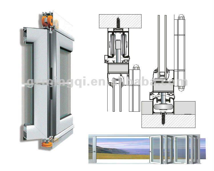 Exterior Folding Door Aluminium Material Buy Exterior