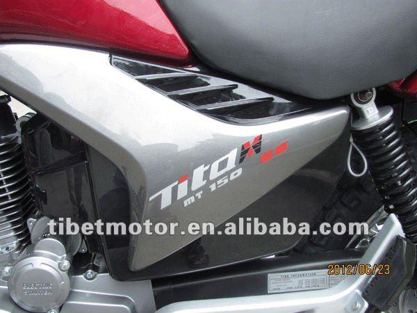 Motorcycle best selling TITAN CG motocicleta(ZF125-2)
