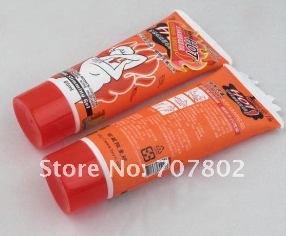 Поощрения. 10pc Отгрузка Горячей продажи Balo Hot Chili & Cafe Body Slimming Gel Cream Set 85 мл / Жир Ожога Антицеллюлитный Гор