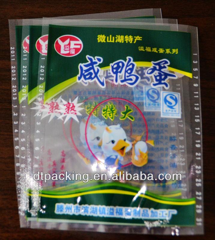 high temperature resistant plastic bags