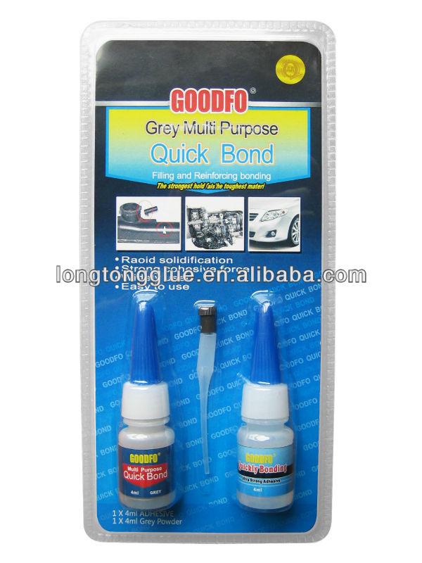 rapid-fix instant super glue Powder Adhesive