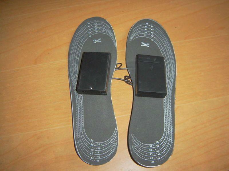 обувь для рыбалки с подогревом