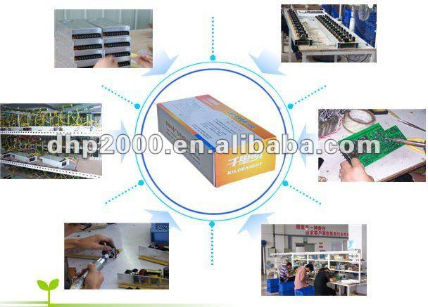 Rainproof 230V 12V 120W Power Supply